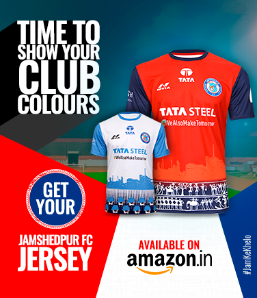 quality design b464f e504c Home - Official Jamshedpur Fc Website - Jamshedpur Football Club