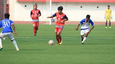 Jamshedpur FC (U18) vs Sports Authority of Jharkhand