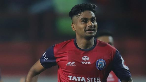 """A season to look forward to with Jamshedpur FC"" – Augustin Fernandes"