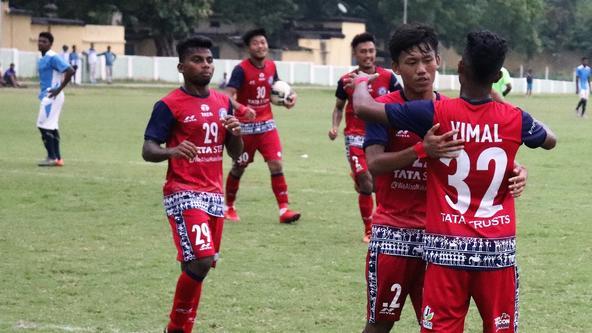 Jamshedpur FC Reserves clinch the JSA Super Cup
