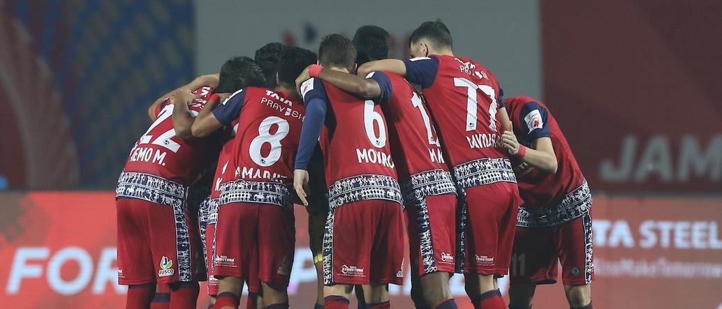 Jamshedpur FC vs FC Goa