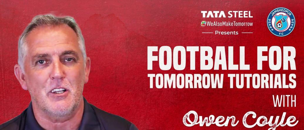 #FootballForTomorrow Tutorials with Owen Coyle - Part 3