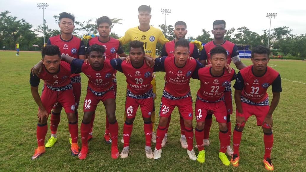 Jamshedpur FC Reserves' squad for the Durand Cup 2019