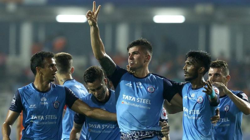 FC Goa vs Jamshedpur FC -  The Men of Steel reigned Fatorda