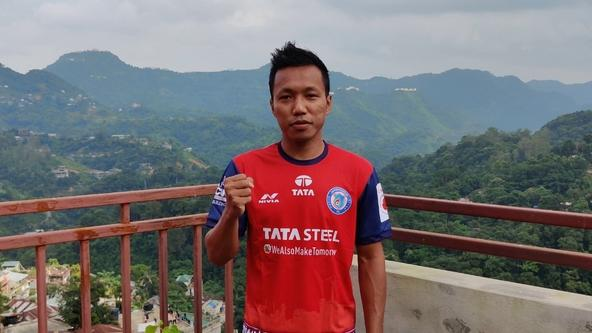 Dinliana Has a Message for the Jamshedpur FC Fans