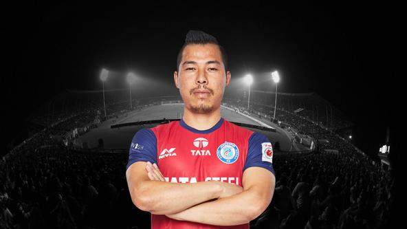 Robin Gurung signs contract extension with Jamshedpur Football Club