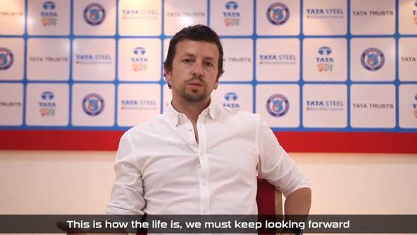 Jamshedpur FC Technical Director, Julian Villar-Aragón, analyzes our 2018-19 season