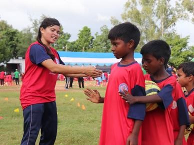 Jamshedpur FC and TSRDS conduct football festival in Potka