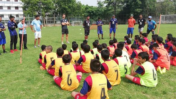 Jamshedpur FC conduct selection for U12 & U10 Boys Advanced Training Programme