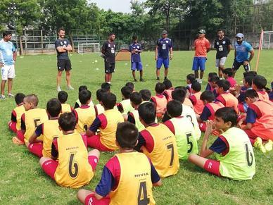Jamshedpur FC conduct selection for U12 & U10 Boys Advanced Training Programme