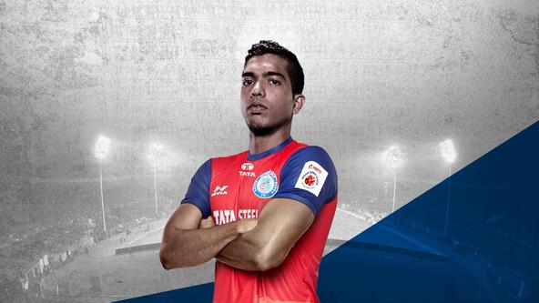 Keegan Pereira signs for Jamshedpur Football Club