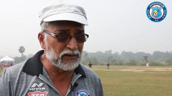 Arshad Hussain | Tata Kolhan Super Cup.