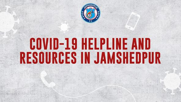 Covid - 19 Helpline numbers and resources