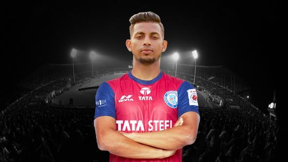 Joyner Lourenco signs for Jamshedpur FC