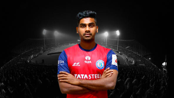 Augustin Fernandes commits to Jamshedpur Football Club