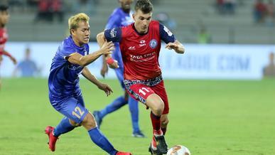 Mumbai City FC vs Jamshedpur FC