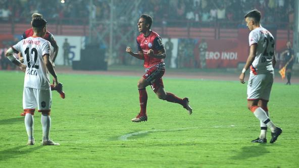 एफसी गोवा के ख़िलाफ़ फिर करिश्माई जीत की उम्मीद करेगी जेएफसी, जीत मिली तो खेलेगी सुपर कप का सेमीफाइनल।