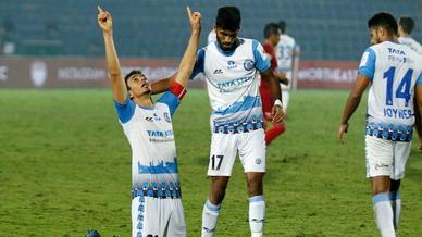 NorthEast United FC vs Jamshedpur FC