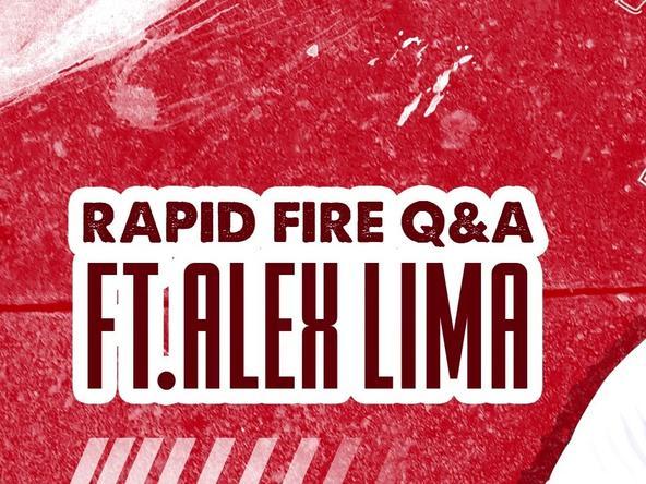 Rapid Fire with Alex Lima
