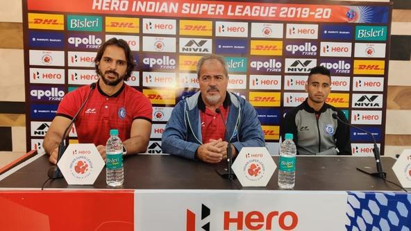 Coach Antonio focused ahead of facing ATK in Kolkata