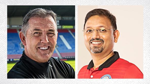 Owen Coyle & Mukul Choudhari discuss all things football