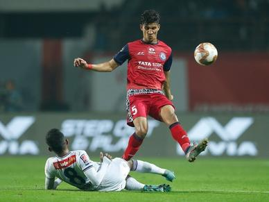 Narender Gahlot on Jamshedpur FC, his goals and his dream to see India qualify for FIFA World Cup