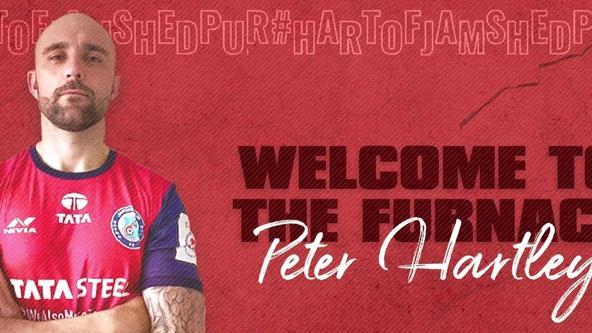 Peter Hartley is here