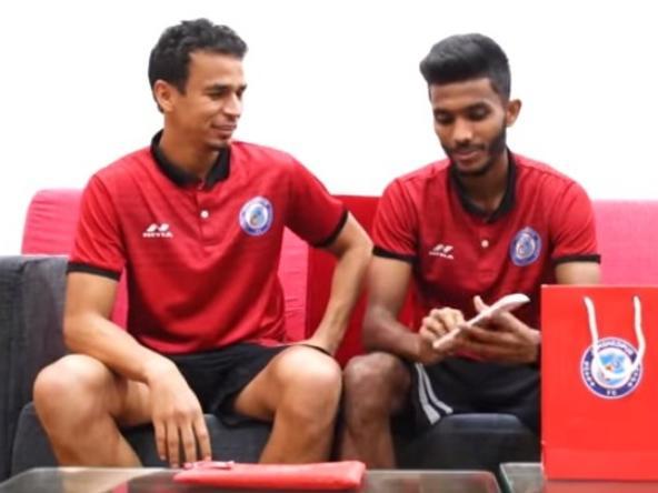 Jamshedpur FC Stationery Pack