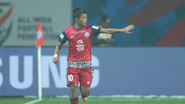 Jamshedpur FC part ways with Jerry Mawia