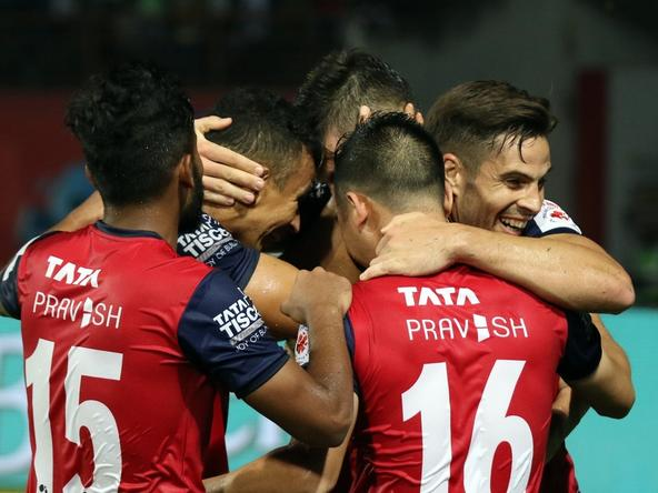 When Jamshedpur FC shared the spoils with NorthEast United FC