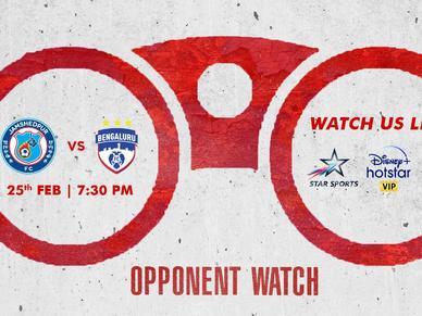 #JFCBFC Opponent Watch