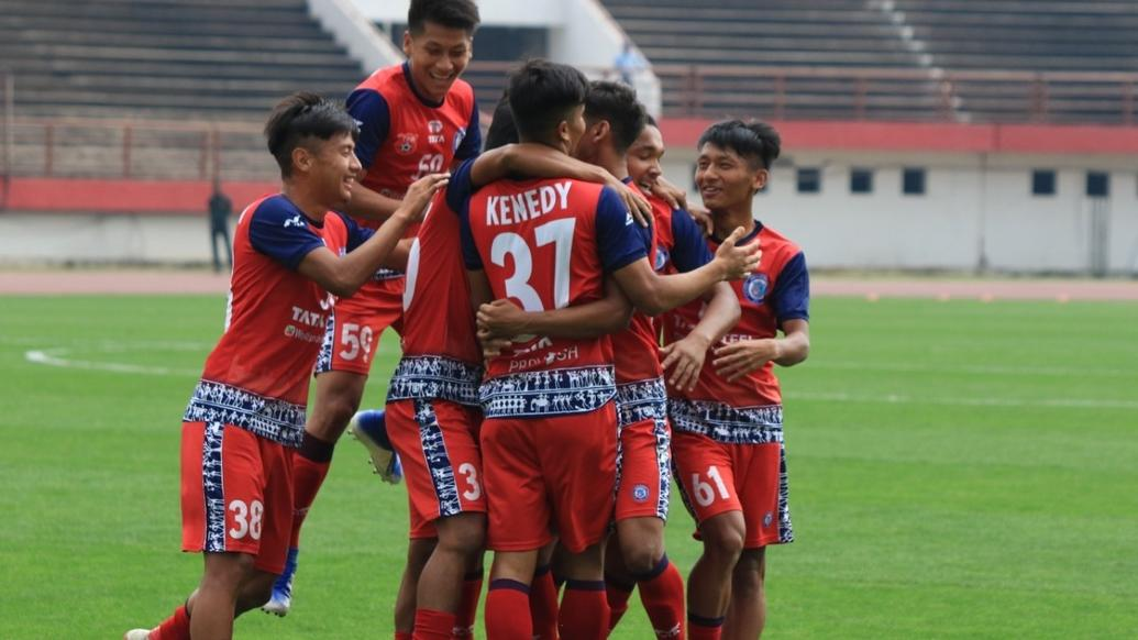 Jamshedpur FC U18 team win their fourth consecutive game in the Hero India Youth League Elite
