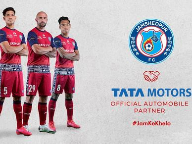 Tata Motors associate with Jamshedpur FC as Official Automobile Partner