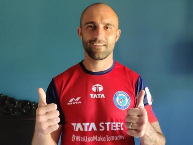 Peter Hartley appointed as Jamshedpur Captain