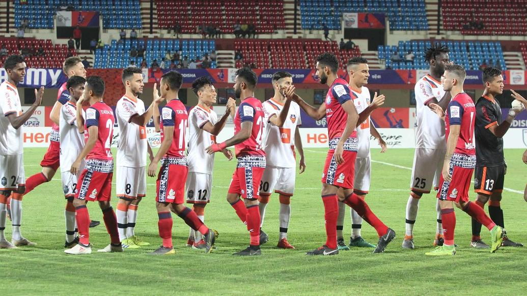 Jamshedpur FC bow out of the Hero Super Cup with a 4 - 3 loss at the hands of FC Goa