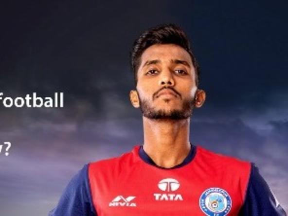 #FootballForTomorrow: Farukh Choudhary
