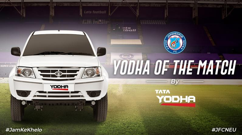 Yodha of the Match - Peter Hartley