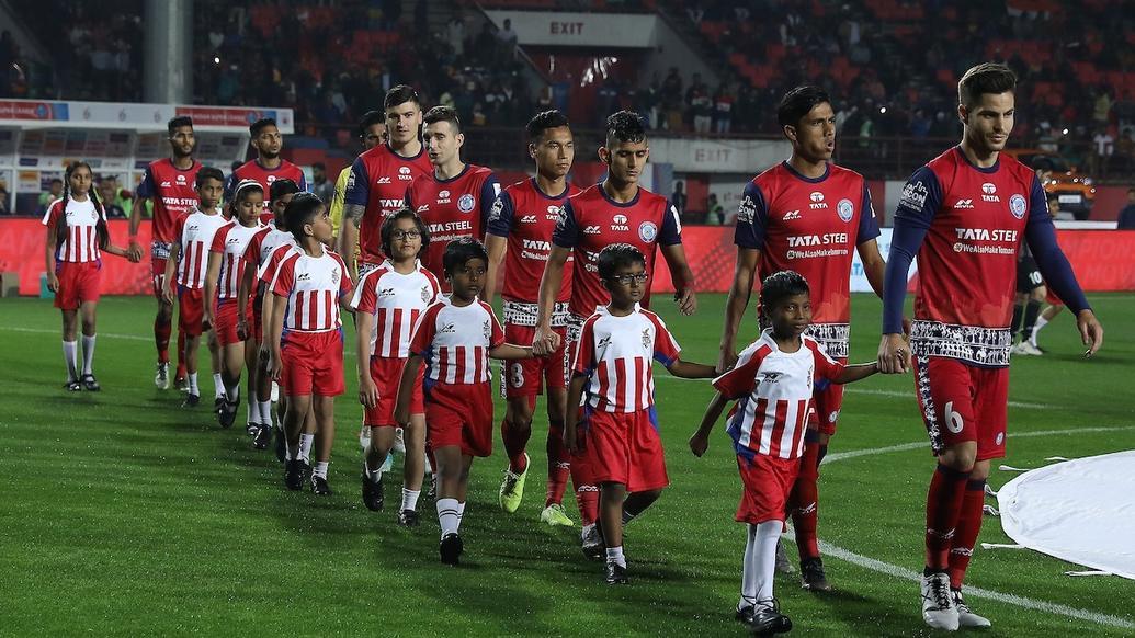 Jamshedpur FC vs ATK FC