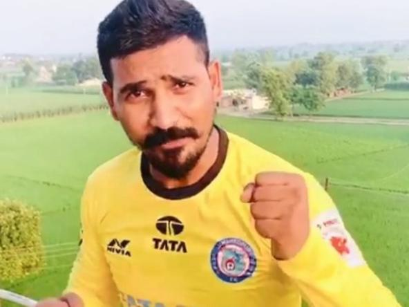 Pawan Kumar has a message for the Jamshedpur FC fans