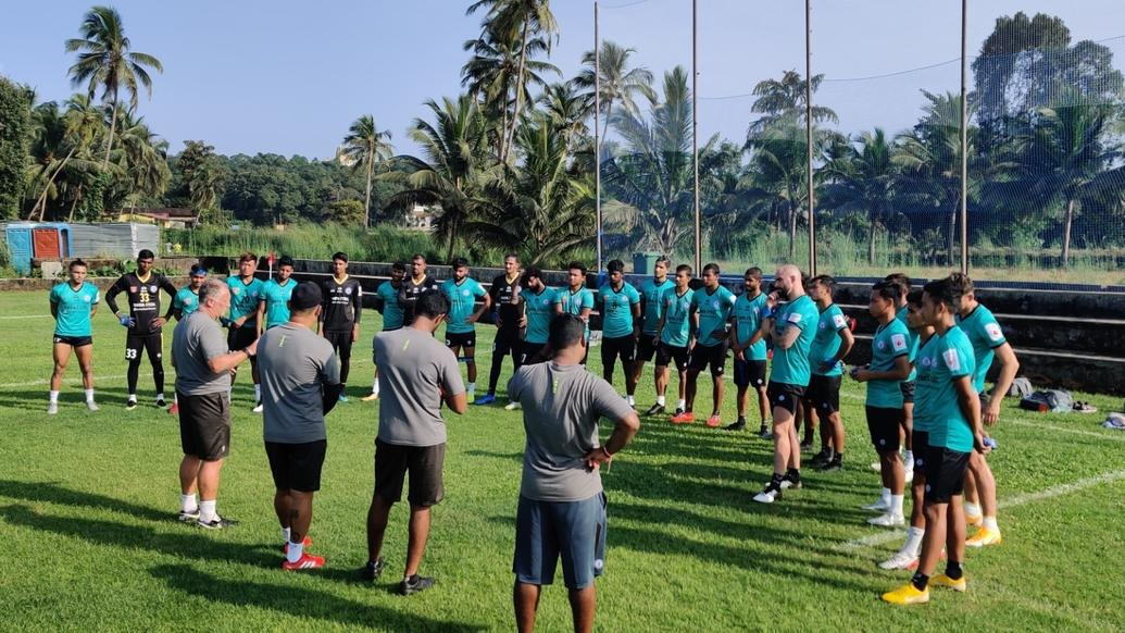 Jamshedpur FC unveils the final squad for ISL Season 2020-21