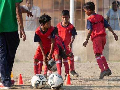 13 New Grassroots Centres initiated by Tata Steel Rural Development Society in collaboration with Jamshedpur FC