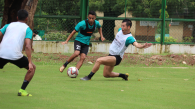 Pre-Season Training continues as squad prepares for Indian Super League 2019-20