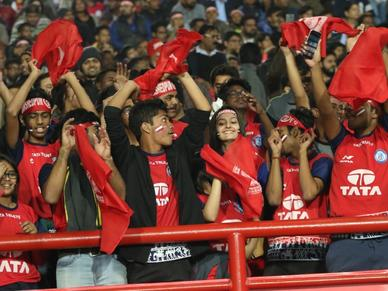 Ticket Prices reduced - Jamshedpur FC Season Tickets go on sale from 27 September on Paytm and Paytm Insider