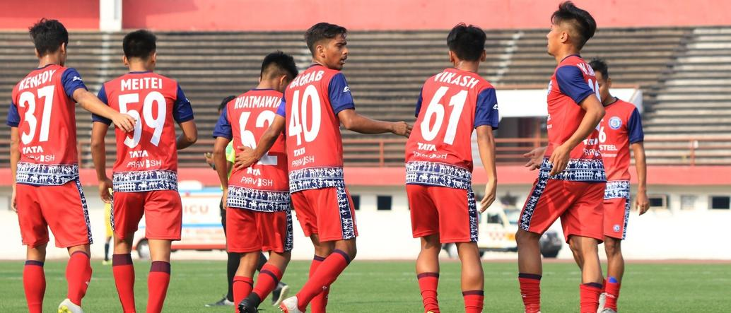 Jamshedpur FC (U18) vs Sports Authority of Jharkhand