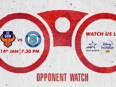 #FCGJFC Opponent watch