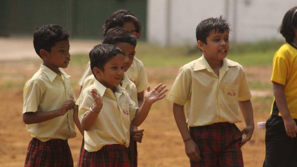 जमशेदपुर एफसी ने हिल टॉप स्कूल के साथ मिलकर शुरू किया अपना सातवां फुटबॉल स्कूल।
