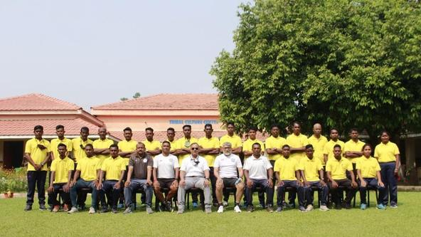 Jamshedpur FC and Tata Steel Foundation Conduct Refresher Workshop for TSF Coaches