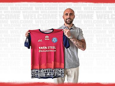 Jamshedpur add defensive solidity with Peter Hartley