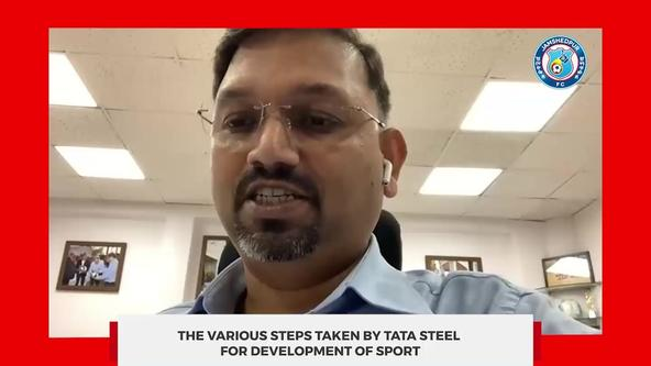 CEO Mukul Choudhari on Tata Steel's efforts on the development of Sports