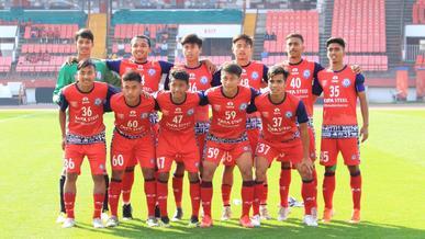 Jamshedpur FC (U18) vs SAIL